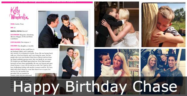 Happy 6th Birthday Chase!