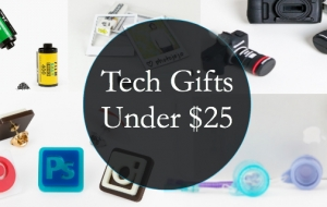 Tech Gifts Under $25