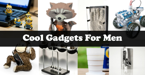 Cool Gadgets For Men