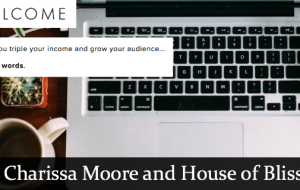 An Interview With Charissa Moore And House Of Bliss