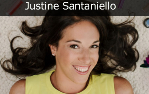 An Interview With Justine Santaniello