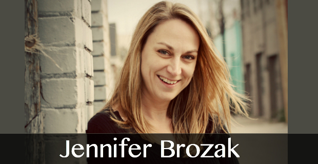 An Interview With Jennifer Brozak