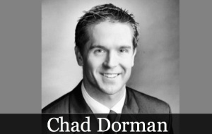 An Interview With Chad Dorman