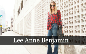 An Interview With Lee Anne Benjamin