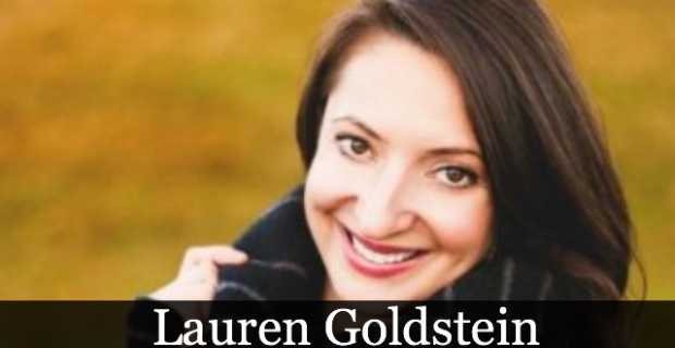 An Interview With Lauren Goldstein