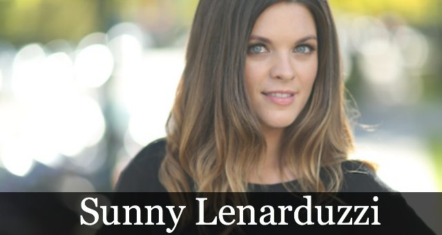 An Interview With Sunny Lenarduzzi