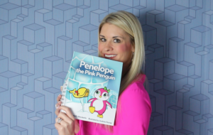 My Book : Penelope the Pink Penguin
