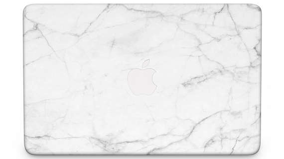 Marble MacBook Case Giveaway 13""